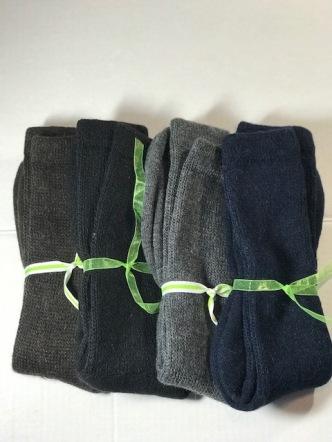 Comfort Sock. Thin Rib